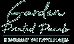 Garden Printed Panels